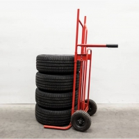 Tire trailer